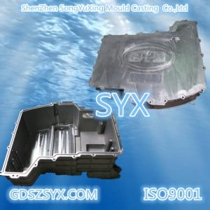 Motorsteuerung Matrizengehäuse