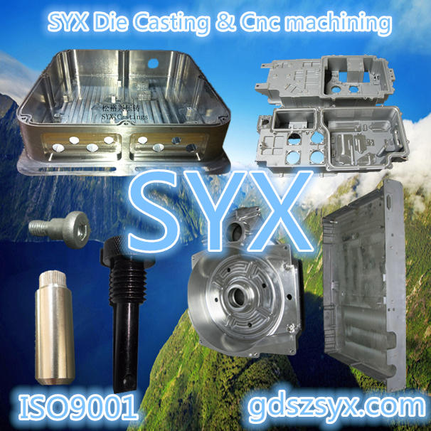 CNC machining china