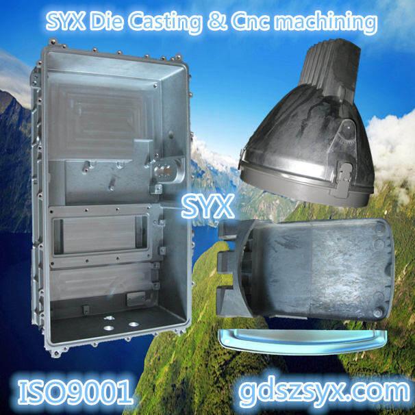 aluminium die casting china