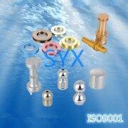 anodized aluminium cnc lathe 1