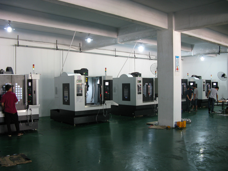 precision_cnc_machine深セン