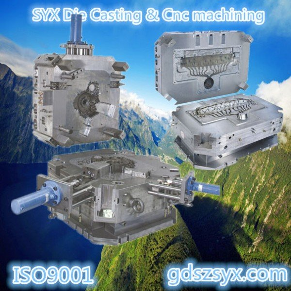 Die casting mould china