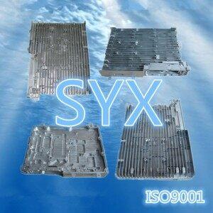 aluminio-de fundición a presión-disipador de calor-para-Telecom