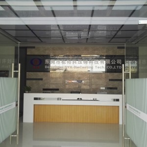 empresas de fundición de metales Dongguan