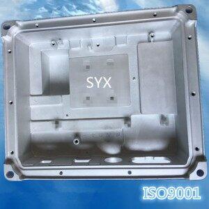 anodised aluminium casting