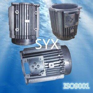 motor body aluminum die casting