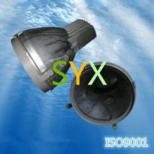 alta presión de aluminio-moldeado a-shell