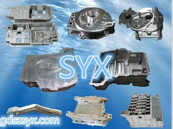 what is die casting- high pressure die casting process | syx