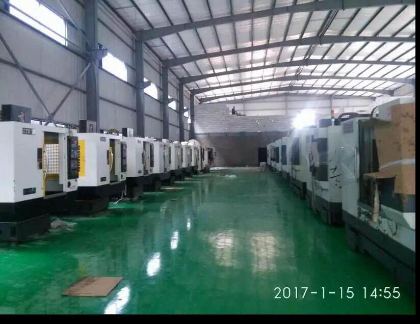 CNC-Bearbeitung-Shop
