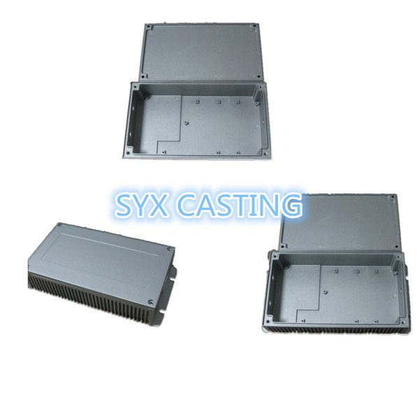 aluminium box die casting