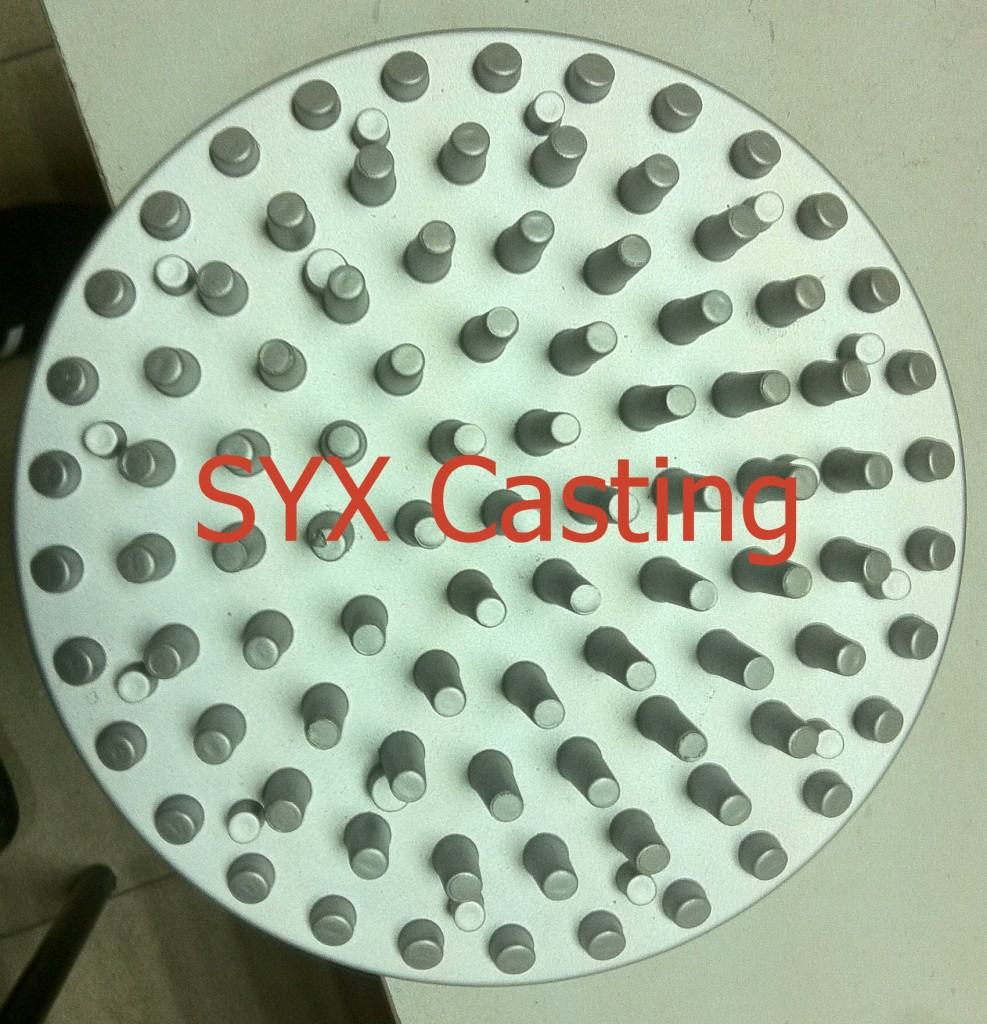 aluminium die casting heatsink