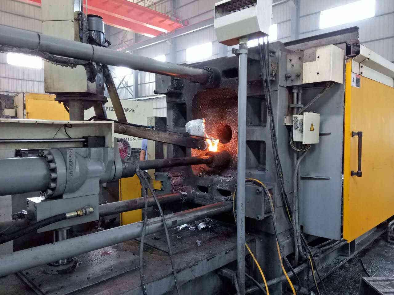 Aluminum die casting process | Aluminum die Casting Manufacturer china