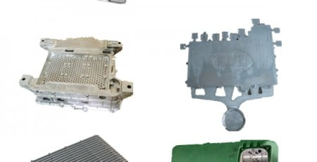 aluminum die casting wall thickness