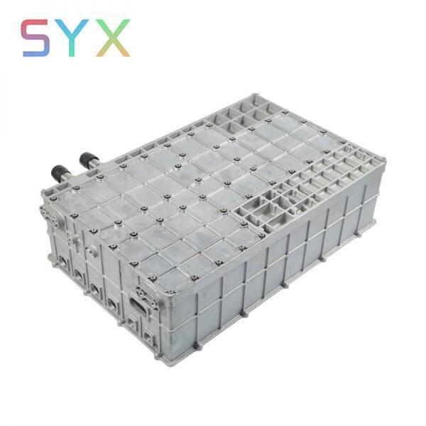 control aluminium casing