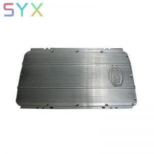 extrusión disipador de aluminio