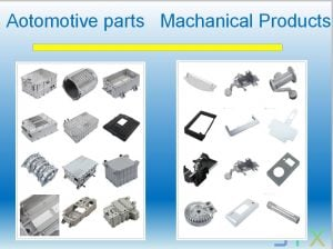 Aluminum Die Casting and CNC Machining China