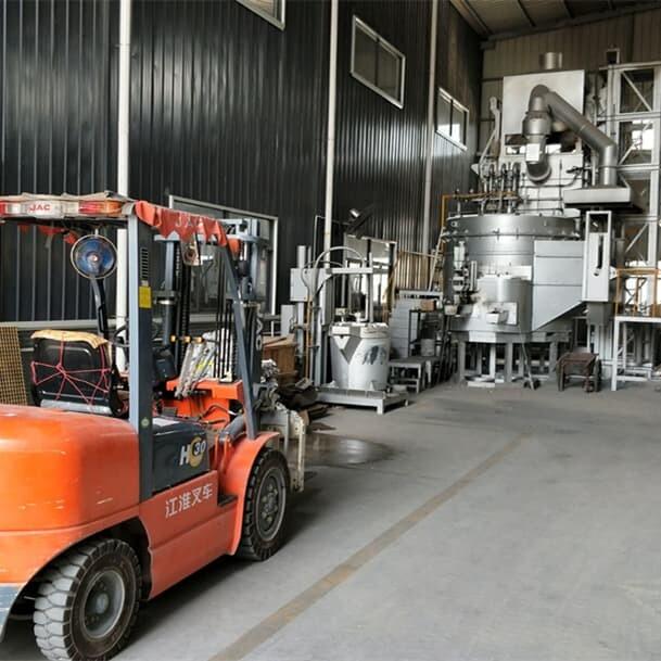 aluminium-die-casting-furnace